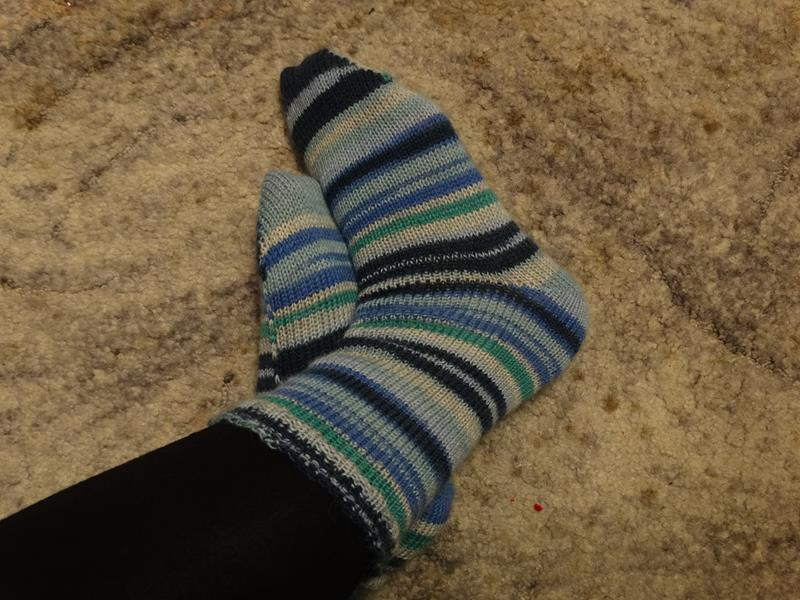 Stephanelli's Sock Recipe