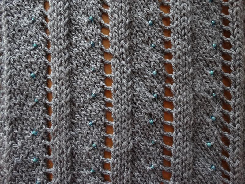 Seasong Scarf - Knitting Pattern